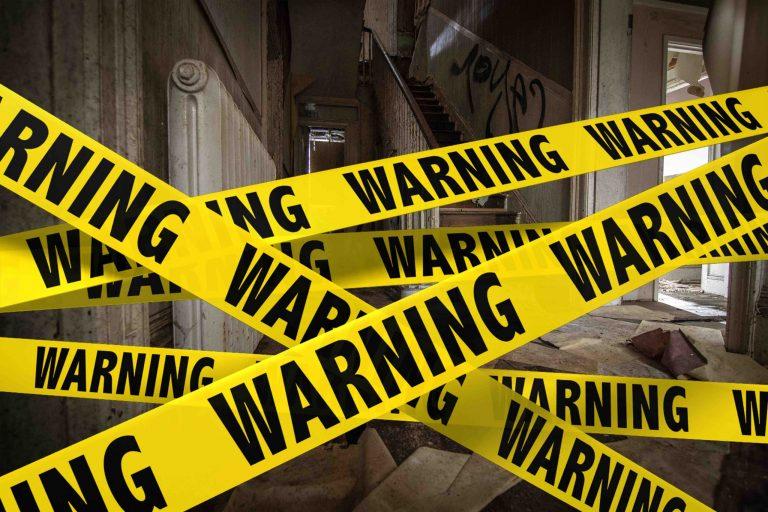 Is Urban Exploring Dangerous?